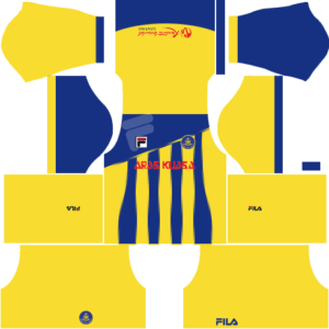 Pahang FA Fila DLS Home Kit