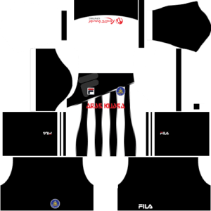 Pahang Fila DLS Away Kit