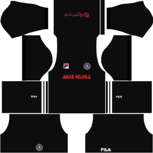 Pahang Fila DLS Goalkeeper Home Kit