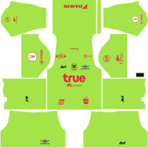 Bangkok United goalkeeper Home