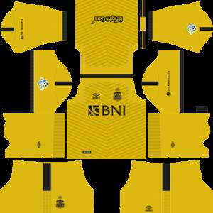 Bhayangkara FC DLS Home Kit
