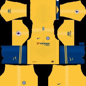 Chelsea DLS Away Kit