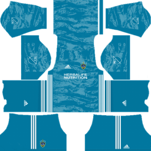 La Galaxy DLS Goalkeeper Away Kit