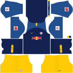 RB Leipzig DLS Away Kit