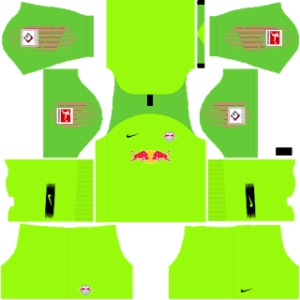RB Leipzig DLS Goalkeeper Away Kit