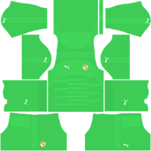 Senegal DLS Goalkeeper Home Kit