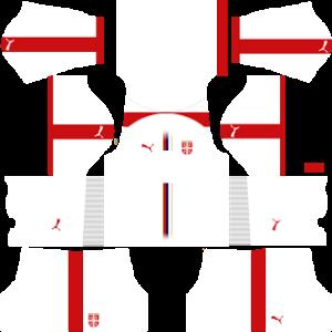 Serbia DLS Away Kit