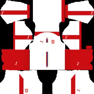 Serbia DLS Third Kit