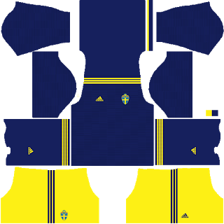 Sweden DLS Away Kit