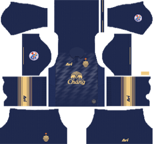 Buriram United DLS Home Kit 2