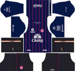 Buriram United DLS Home Kit
