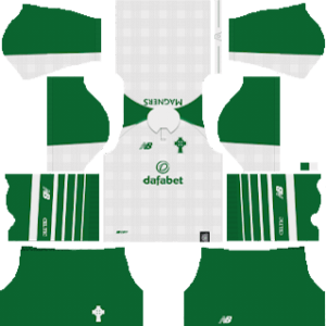 Celtic FC DLS Away Kit