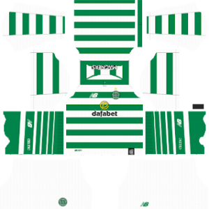 Celtic FC DLS Home Kit