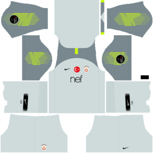 Galatasaray DLS Goalkeeper Away Kit