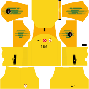 Galatasaray DLS Goalkeeper Third Kit