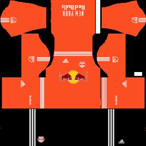 Red Bulls DLS Goal Keeper Away Kit
