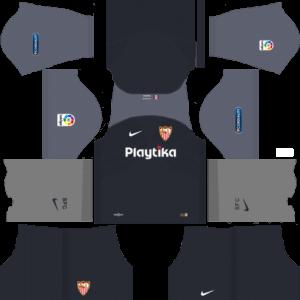 Sevilla FC DLS Third Kit