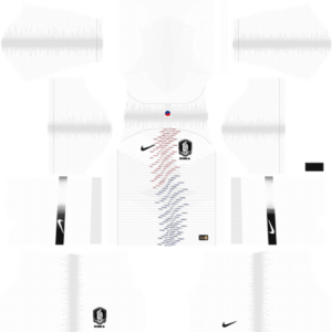 South Korea DLS Away Kit