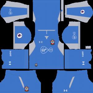 Southampton FC DLS Goal Keeper Home Kit