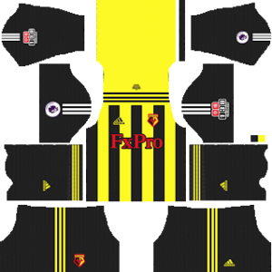 Watford FC DLS Home Kit