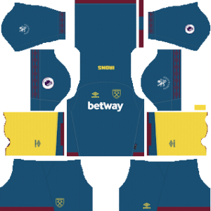 West Ham DLS Away Kit