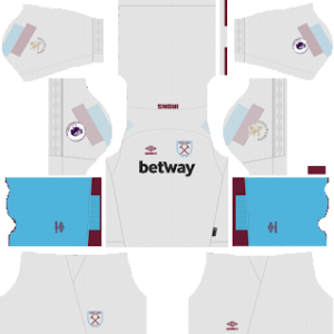 West Ham DLS Third Kit