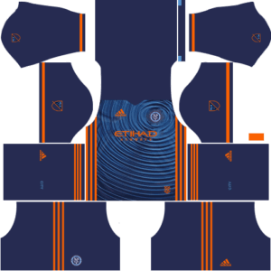 Away Kit For New York City FC