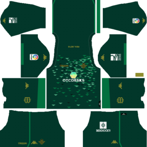 Away Kit For Real Betis