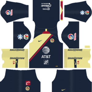 Club America DLS Away Kit