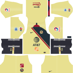 Club America DLS Home Kit