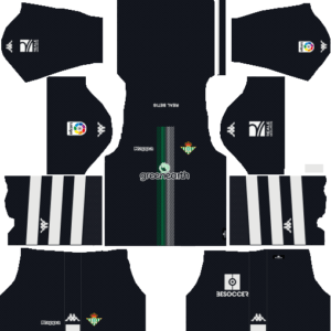 Goal Keeper Away Kit For Real Betis