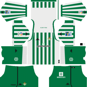 Home Kit For Real Betis