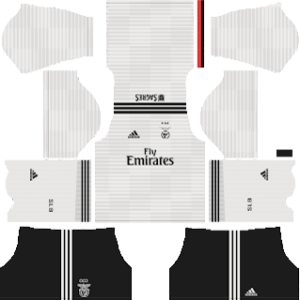 S.L. Benfica DLS Away Kit