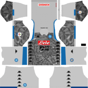 SSC Napoli DLS Third Kit