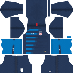 The United State (USA) DLS Away Kit