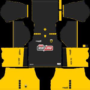 AEK FC DLS Away Kit