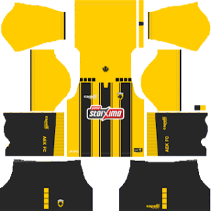 AEK FC DLS Home Kit