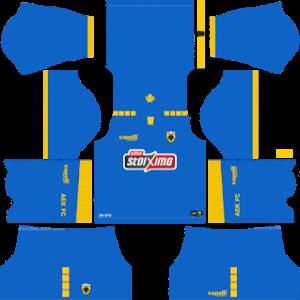AEK FC DLS Third Kit
