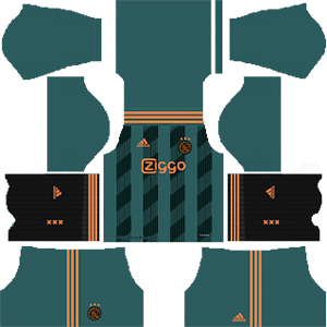 AFC Ajax DLS Away Kit 2