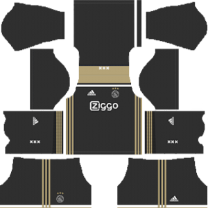 AFC Ajax DLS Away Kit