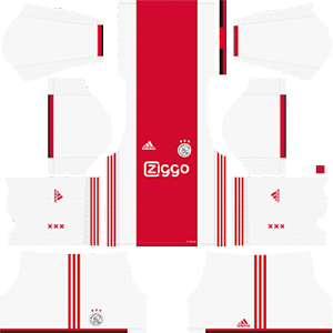 AFC Ajax DLS Home Kit 2