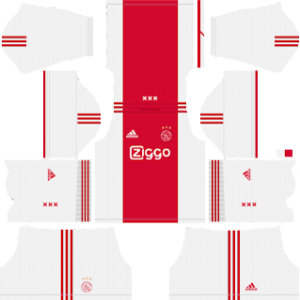 AFC Ajax DLS Home Kit