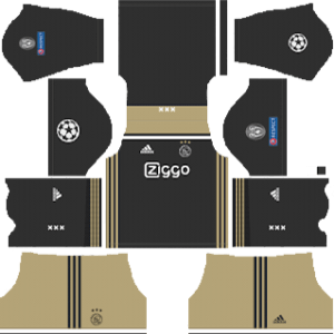 AFC Ajax DLS ULC Away Kit