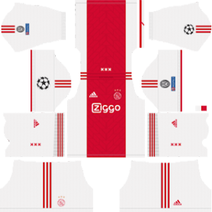 AFC Ajax DLS ULC Home Kit