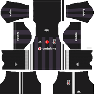 Besiktas JK DLS Away Kit