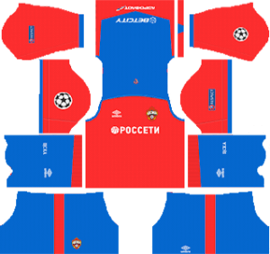 CSKA Moscow DLS Home Kit