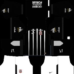 Corinthians DLS Away Kit