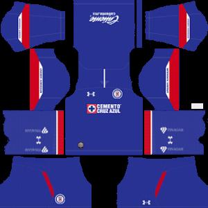 Cruz Azul DLS Home Kit