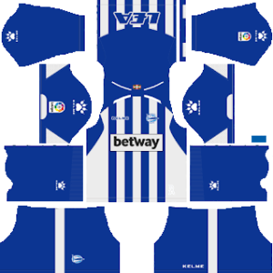 Deportivo Alavés DLS Home Kit