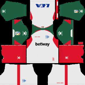 Deportivo Alavés DLS Third Kit